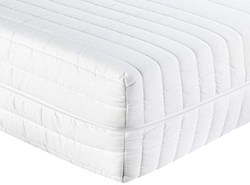 arensberger 2412 kingsize orthop dische 11 zonen matratze h he 25 cm raumgewicht 30 kg m h3. Black Bedroom Furniture Sets. Home Design Ideas