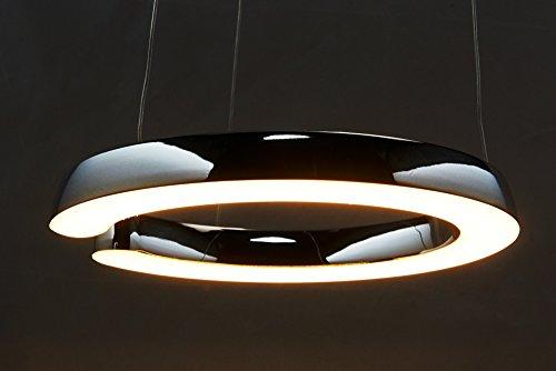 LED Design HÄNGELEUCHTE THE C / stilvoll und elegant / Blickfang für Ihr Zuhause