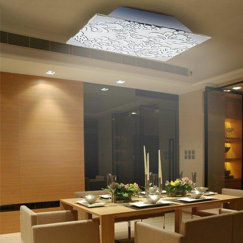 lu mi deckenleuchte wohnzimmer designleuchte deckenlampe. Black Bedroom Furniture Sets. Home Design Ideas