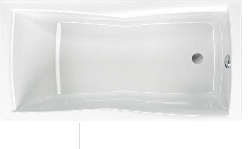 Rechteck Badewanne Bari 150   150x75x46cm