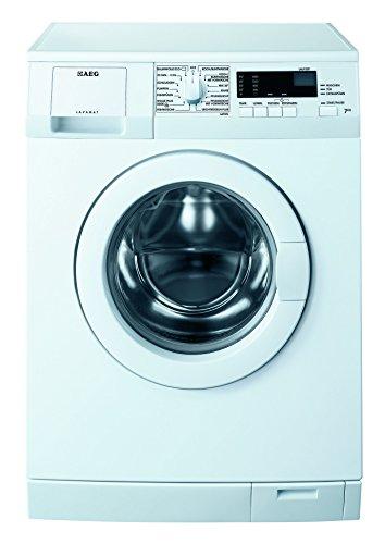 AEG-Electrolux Lavamat L6470FL Waschmaschine FL / A+++ / 170 kWh/Jahr / 1400 UpM / 7 kg / 9600 L/Jahr / Saubere Wäsche nach Bedarf / weiß