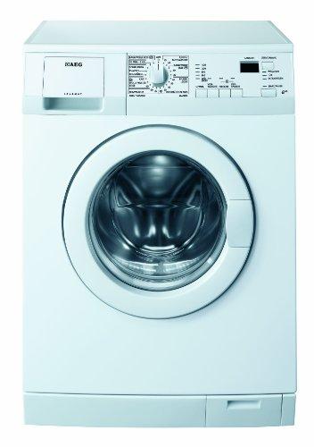 AEG L5460DFL Waschmaschine Frontlader / A++ / 1400 UpM / 6 kg / weiß / Universal-Fleckenprogramm
