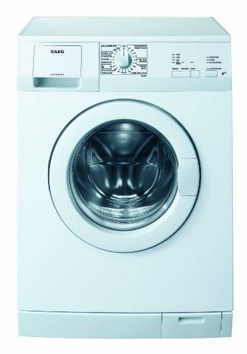 AEG L5460FL Waschmaschine Frontlader / A++ B / 1400 UpM / 6 kg / weiß