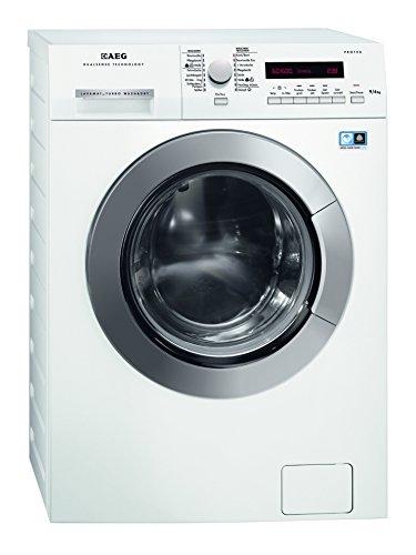 AEG L75694NWD Waschtrockner / 1224 kWh / Wolletrockenprogramm / weiß