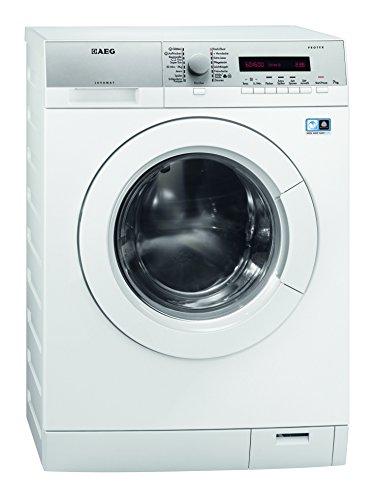 AEG L76675WFL Waschmaschine FL / A+++ / 148 kWh/Jahr / 1600 UpM / 7 kg / Super Eco Programm / weiß