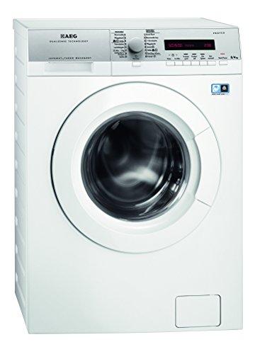 AEG L76680NWD Waschtrockner / 1086 kWh / Wolletrockenprogramm / weiß