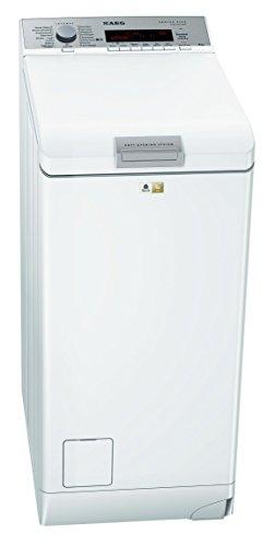 AEG L86565TL4 Waschmaschine Toplader / A+++ / 1500 UpM / 6 kg / weiss