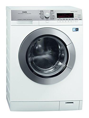 AEG L87695NWD Waschtrockner / 1224 kWh / Wolletrockenprogramm / weiß