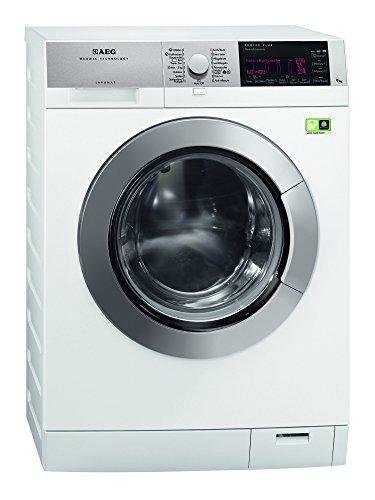 AEG L99695FL Waschmaschine FL / A+++ / 105 kWh/Jahr / 1600 UpM / 9 kg / Pro Tex Plus / weiß