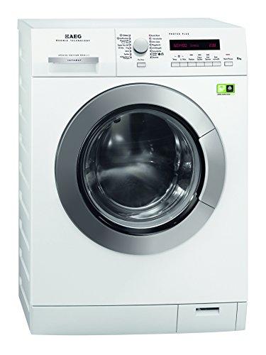 AEG LAVAMAT LÖKO+++FL Waschmaschine Frontlader / A+++ / 1400 UpM / 8 kg / Startzeitvorwahl / SuperEco Prgramm