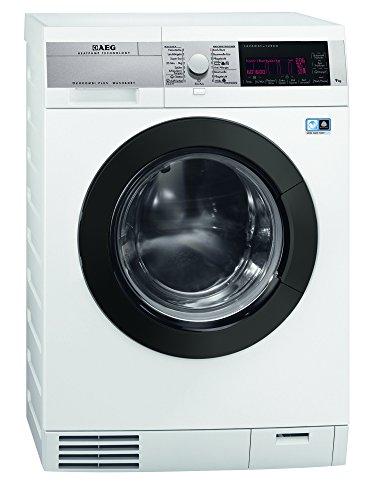 AEG Lavamat ÖKOKOMBI PLUS LÖKOHWD Waschtrockner / A / 734 kWh/Jahr / 1600 UpM / Waschen: 9 kg / Trocknen: 6 kg / weiß / Silence Motor / Wärmepumpentechnologie