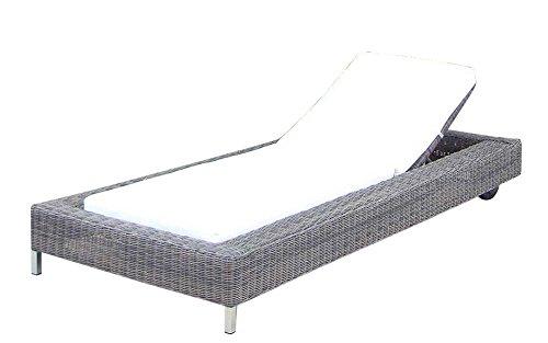 Baidani Designer Lounge-Liege Beauty aus der Collection Ronde