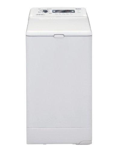 Blomberg WDT 6335 Waschtrockner / B / 86 kWh/ Jahr / 6 kg / Weiß / Großes Display / Vollelektronisch / AquAvoid