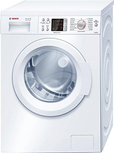 Bosch WAQ28442 Serie 6 Waschmaschine FL / A+++ / 139 kWh/Jahr / 1400 UpM / 7 kg / 9240 L/Jahr / 3D-AquaSpar-System / weiß