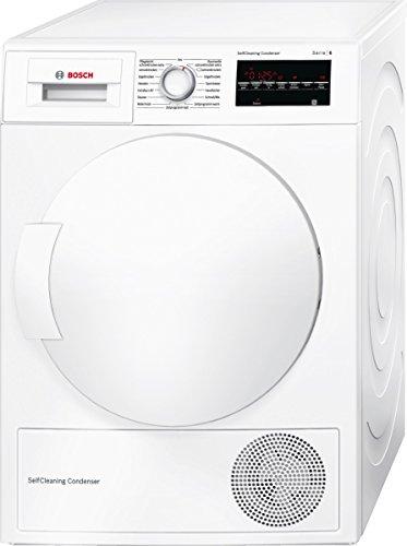 Bosch WTW83460 Wärmepumpentrockner / A++ / 7 kg / Selbstreinigender Kondensator / weiß