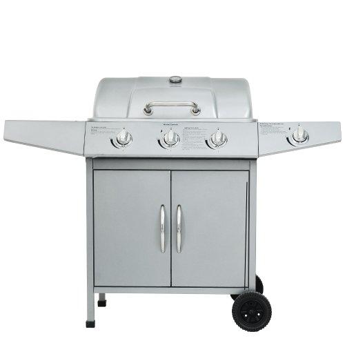Broilmaster BBQG08DE BBQ Gasgrill 3 plus 1 DE/CH/ÖS,