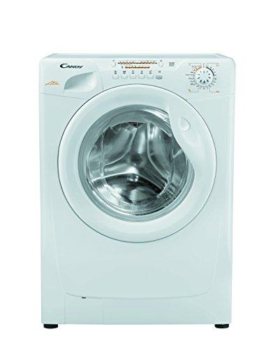Candy GO W 465 Waschtrockner / BAA / 228 kWh/Jahr / 1400 UpM / 6 kg / weiß