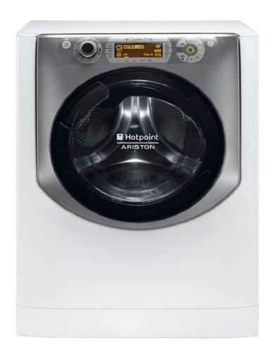 Hotpoint AQD1071D 69 EU/A Waschtrockner / 1224 kWh/Jahr / 24600 Liter/Jahr / 10 kg Waschen / 7 kg Trocknen / Inverter-Motor / weiß