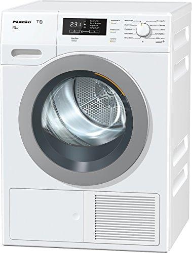 Miele TKB650WP D LW Eco Wärmepumpentrockner / A++ / 8 kg / Punktgenaue Trocknung für alle TextilienPerfectDry / Duftende Wäsche, so wie Sie es mögen - Fragrance Dos / lotosweiß