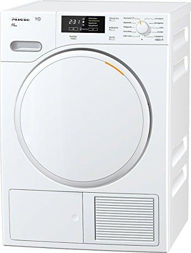 Miele TMB540WP D LW Eco Wärmepumpentrockner / A++ / 8 kg / Punktgenaue Trocknung für alle Textilien -PerfectDry / Duftende Wäsche, so wie Sie es mögen - FragranceDos / lotosweiß
