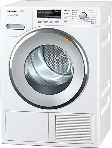 Miele TMM840WP D LW SFinish&Eco Wärmepumpentrockner / A+++ / 8 kg / Intelligentes Energiemanagement mitSG-ready / weiß