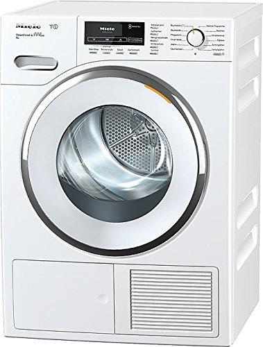 Miele TMR840WP D LW SFinish&Eco XL Wärmepumpentrockner / A+++ / 9 kg / Besonders große Beladungsmenge von 9,0 / weiß