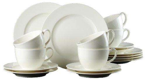 Ritzenhoff & Breker 024050 Kaffeeservice Solino, 18-teilig