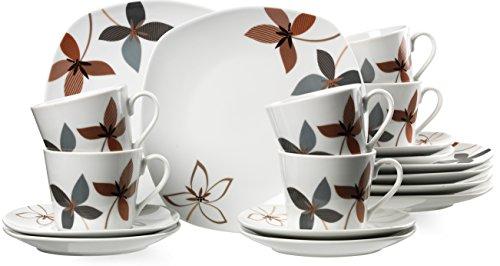 ritzenhoff breker 033885 kaffeeservice tessa 18 teilig m bel24. Black Bedroom Furniture Sets. Home Design Ideas