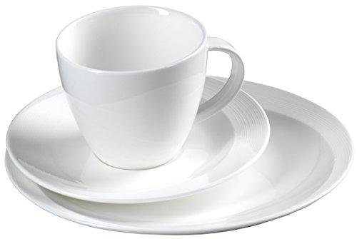 Ritzenhoff & Breker 036701 Kaffeeservice Duett, 18-teilig