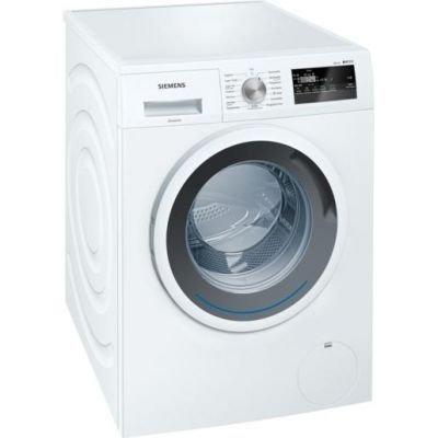 Siemens WM14N120 Waschmaschine FL / A+++ / 157 kWh/Jahr / 1390 UpM / 7 kg / Outdoor / Imprägnier-Programm / weiß