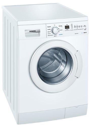 Siemens iQ300 WM14E32A iSensoric Waschmaschine / A+++ / 1400 UpM / 6 kg / weiß / VarioPerfect / Wolle-Handwasch-Programm / Super15