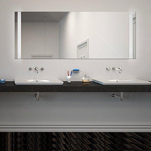 Viola - LED Badspiegel mit Beleuchtung - (B) 70 cm x (H) 60 cm