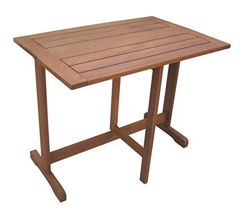 baumarkt direkt Klapptisch »Holz« 60 cm x 90 cm, braun