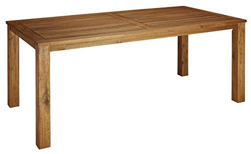 baumarkt direkt Tisch »Toskana« 185 x 90 cm 90 cm x 185 cm, braun