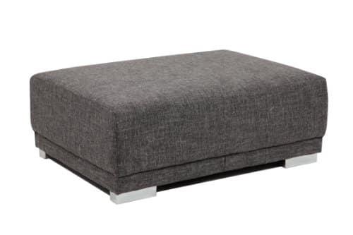 b famous big sofa london l struktur grau 217x103 cm m bel24. Black Bedroom Furniture Sets. Home Design Ideas