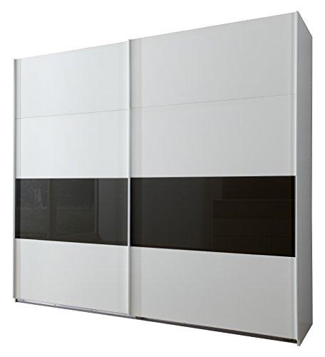 Wimex Kleiderschrank/ Schwebetürenschrank Roberto, (B/H/T) 270 x 210 x 65 cm, Weiß
