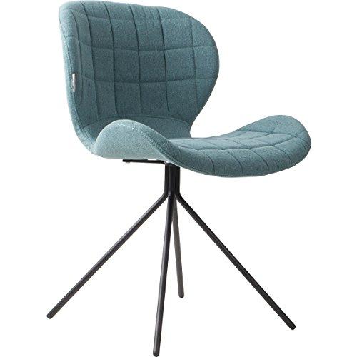 Stuhl OMG Blau 2er-Set