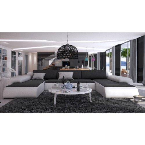 Sofa Dreams Wohnlandschaft SERLAS U-Form