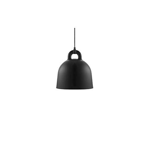 Normann Copenhagen Bell Pendelleuchte Small Schwarz